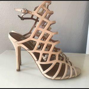 Steve Madden women's slither caged heel